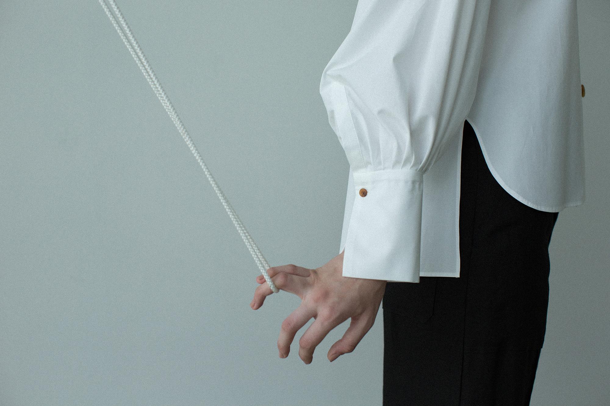 shirts / linen pants